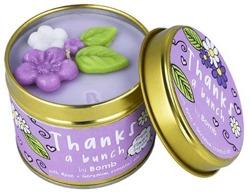 Bomb Cosmetics świeca zapachowa puszka Thanks a bunch