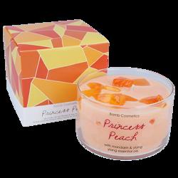 Bomb Cosmetics świeca zapachowa z galaretą Princess Peach