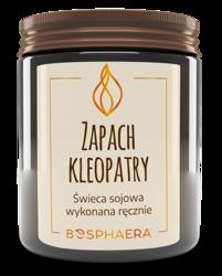Bosphaera świeca sojowa ZAPACH KLEOPATRY 190g