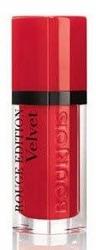 Bourjois Rouge Edition Velvet - Matowa pomadka do ust 03 Hot pepper, 6,7 ml