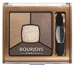 Bourjois Smoky Stories Eyeshadow - Poczwórne cienie do powiek 06 Upside Brown