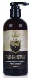 By My Beard Beard Conditioner&Face Moisturiser Odżywka do pielęgnacji brody i twarzy 300ml