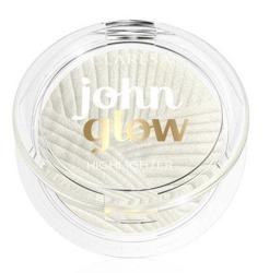 CLARESA JOHN GLOW Prasowany rozświetlacz 01 GOLD BAR 8g