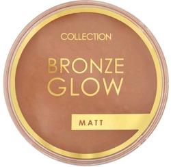 COLLECTION Bronze Glow MATT 1 Terracotta 15g Brązujący puder prasowany