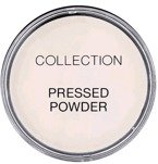 COLLECTION Pressed Powder Puder prasowany 18 Ivory 15g