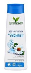 COSNATURE MED Naturalny łagodzący balsam do ciała z solanką i rumiankiem 250 ml