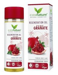 COSNATURE Naturalny regenerujący olejek z owocem granatu 100ml