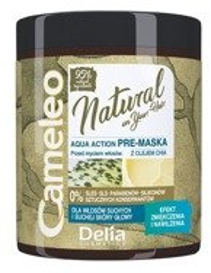 Cameleo Aqua Action Pre-Mask Nawilżająca maska do włosów z olejem chia 250ml