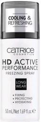 Catrice HD Active Performance Freezing Spray Spray Utrwalający 50ml