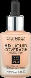 Catrice HD Liquid Coverage Płynny podkład kryjący 020 30ml