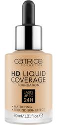 Catrice HD Liquid Coverage Płynny podkład kryjący 036 Hazelnut Beige 30ml