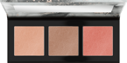 Catrice Highlight&Blush Glow Palette Paleta rozświetlaczy i różu 12,6g