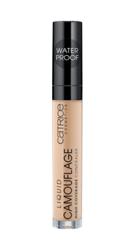 Catrice Liquid Camouflage High Coverage Concealer Wodoodporny kryjący korektor w płynie 015 Honey 5ml