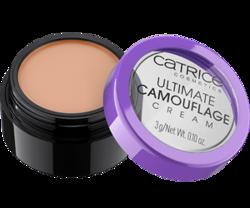 Catrice Ultimate Camouflage Cream korektor w kremie 020 N LIGHT BEIGE  3g