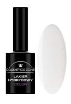 Cosmetics Zone Lakier hybrydowy 003 Intense White 7ml