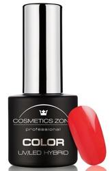 Cosmetics Zone Lakier hybrydowy N53 Red Madness 7ml
