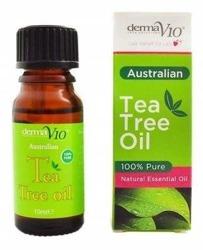 DERMAV10 Tea Tree Oil 100% Olejek z drzewa herbacianego 10ml