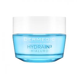 DERMEDIC Hydrain3 krem-żel ultranawilżający 50g