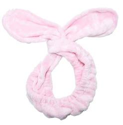 DR.MOLA Bunny Ears Head Band Opaska do włosów LIGHT PINK