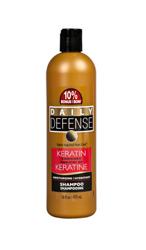 Daily Defense Keratin Shampoo - Szampon do włosów z keratyną, 473 ml