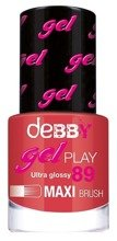Debby Gel Play Lakier do paznokci 89 7,5ml