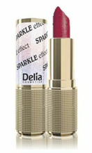 Delia Be Glamour Cream Glow Sparkle lipstick Pomadka do ust 605 4g