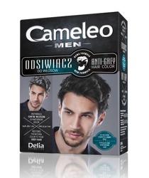 Delia Cameleo Men Odsiwiacz dla mężczyzn do włosów naturalnych czarnych i ciemnych brąz