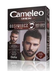Delia Cameleo Men Odsiwiacz dla mężczyzn do włosów naturalnych w odcieniach brązu