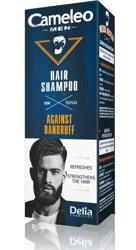 Delia Cameleo Men Przeciwłupieżowy szampon do włosów dla mężczyzn 150ml