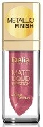 Delia Matt Liquid Lipstick Matowa pomadka w płynie 105