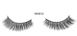 Deni Carte 3D Mink Eyelashes WH-12 Sztuczne rzęsy 1 para