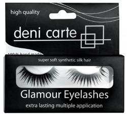 Deni Carte Glamour Eyelashes DL-10 Sztuczne rzęsy 1 para