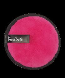 Deni Carte myjka do twarzy mikrofibra różowa