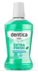 Dentica Mint Fresh Mouthwash - Płyn do płukania jamy ustnej, 500 ml