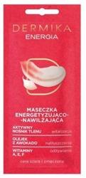Dermika nawilżająco-energetyzująca maseczka do twarzy Energia 10ml