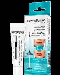 DermoFuture Hialuronowy wypełniacz ust 12ml