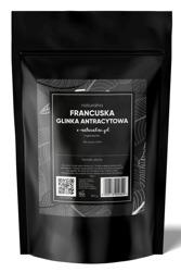 E-naturalne Francuska glinka antracytowa 150g