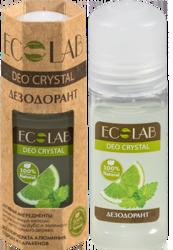 EO LAB Deo Crystal - Antyperspirant naturalny z wyciągiem z cytryny 50ml