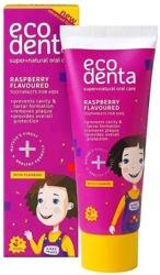EcoDenta Kids pasta do zębów dla dzieci Malinowa 75ml