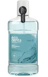 EcoDenta Płyn do płukania jamy ustnej z kwasem hialuronowym 500 ml