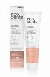 EcoDenta Sensitive Whitening Wybielająca pasta do zębów wrażliwych 100ml