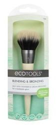 Ecotools Blending&Bronzing Brush Pędzel do różu i bronzera