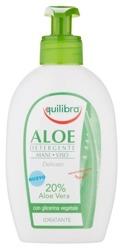 Equilibra Aloe Żel oczyszczający twarz i ręce 300ml