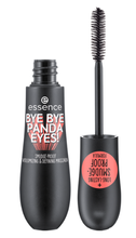 Essence BYE BYE PANDA EYES! Mascara Tusz do rzęs 01 16ml