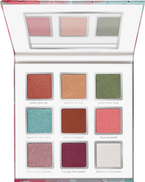 Essence CRYSTAL POWER Eyeshadow Palette Paleta cieni do powiek