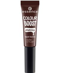 Essence Colour Boost Płynna pomadka z wykończeniem winylowym 10 8ml