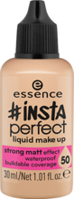 Essence Insta Perfect Liquid Płynny podkład do twarzy 50 Perfect honey 30ml