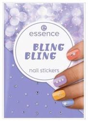 Essence Nail Stickers BLING BLING Naklejki do paznokci  28szt