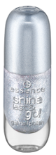 Essence Shine Last&Go! Żelowy lakier do paznokci 02 Crashed the party?! 8ml