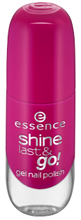Essence Shine Last&Go! Żelowy lakier do paznokci 21 Anything Goes 8ml